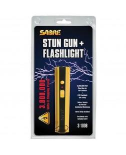 SABRE STUN GUN + FLAHLIGHT