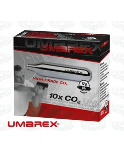 UMAREX/ASG CO2 12GRS - PACK 10 UNI.